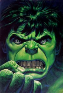 bob_larkin_hulk_painting_art