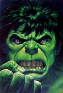 bob_larkin_hulk_painting_art