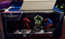 Avengers mini figure set2
