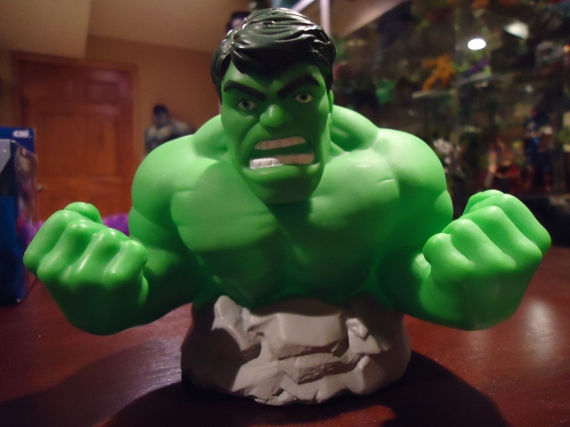 Hulk mini bank