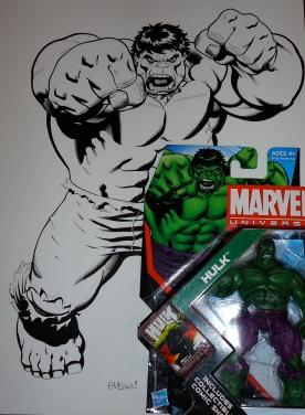 Marvel Universe Hulk McG2