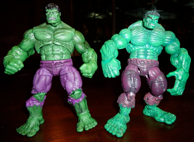 MU Hulk and Showdown Hulk