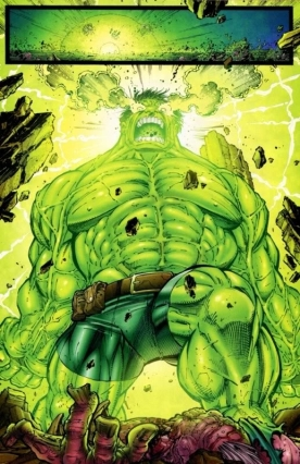 Pelletier worldbreaker Hulk