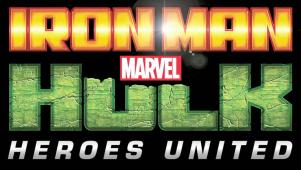 Hulk and Iron Man DVD 2013