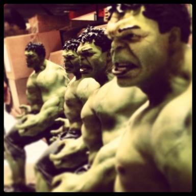 Hulk army