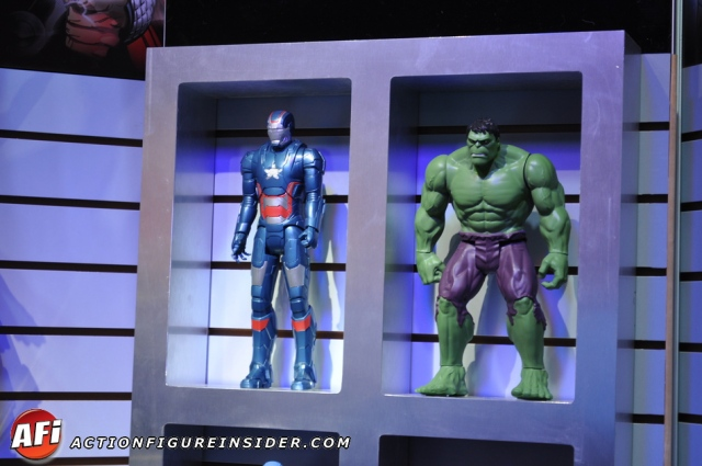 Marvel Titan series Hulk