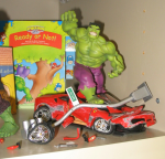 Mr. Tait's Hulk classroom in Twinsburg Ohio
