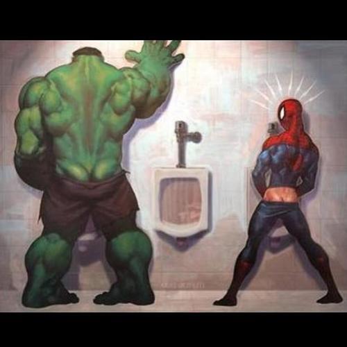 urinal envy