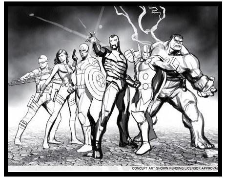 koto avengers line