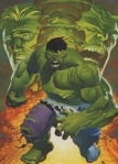Hulk transformation Chris Stevens