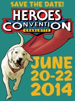 Heroes con 2014