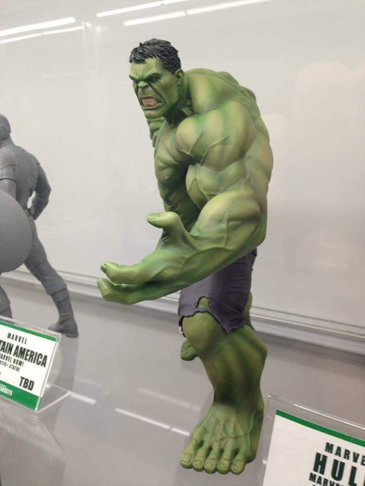 Hulk 2013 Avengers Koto Avengers Artfx Hulk 2