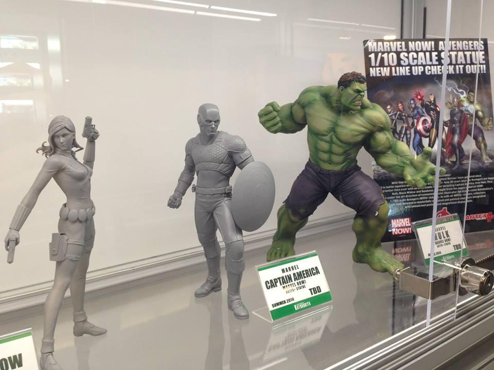 Hulk 2013 Avengers Koto Avengers Artfx Hulk