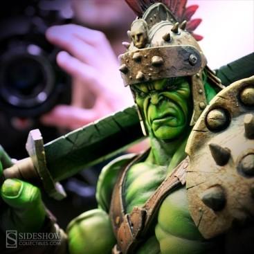 Sideshow planet Hulk 2