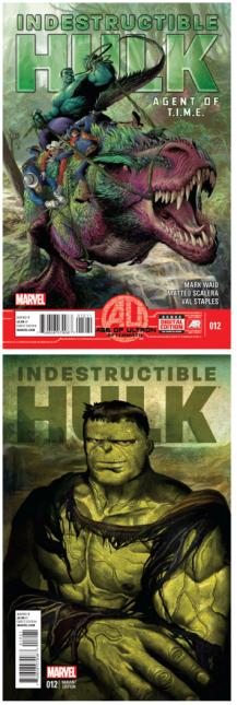 hulk 12 covers
