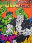 Hulk vs Grundy