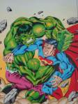 Hulk vs Superman 465 6