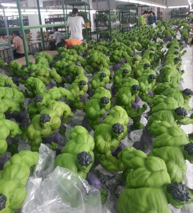 Hulk koto army
