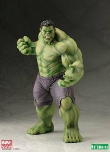 Koto ArtFX Hulk 3