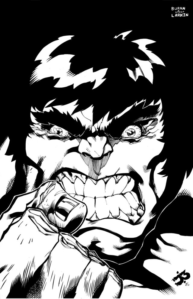 buran freeman hulk inks sml