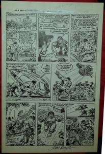unpub Hulk annual p 30