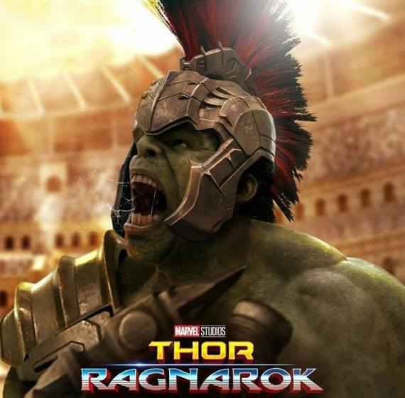 fake Thor Ragnarok image