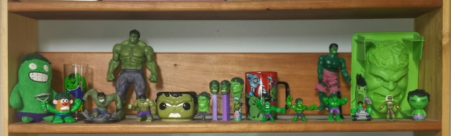 hulk shelf