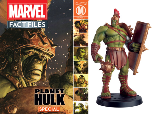 Eaglemoss Planet Hulk