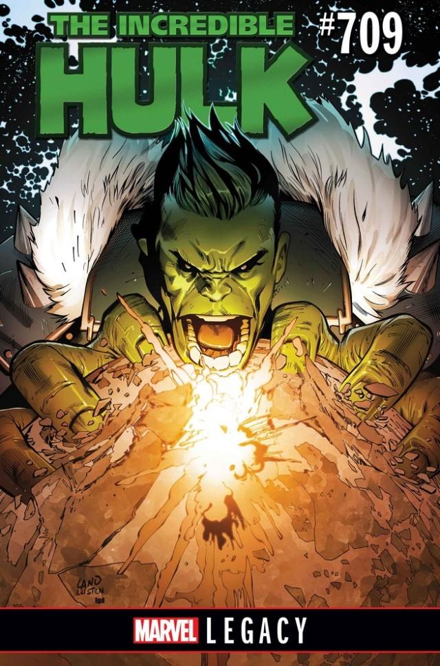 Hulk 708 cover Land Pak