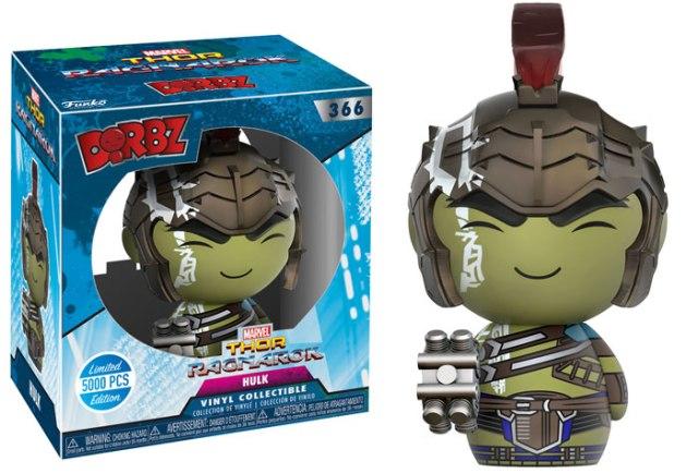 Thor-Ragnarok-Funko-Dorbz-Hulk