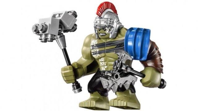 lego avengers hulk vs thor - photo #10