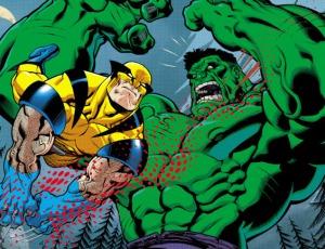 EDEX Hulk v Wolverine