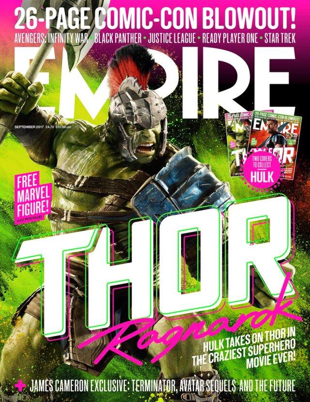 Empire Magazin Hulk Ragnarok