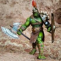 preorder planet hulk action figure � marvel thor