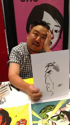 Mike Cho Hulk fan expo 2017