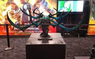 Thor Ragnarok movie prop Hulk