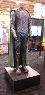 Thor Ragnarok movie prop fan expo 2017 hulk