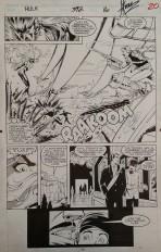 Keown Hulk issue 392 page 16