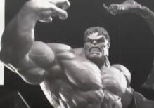 XM Hulk transformation 2