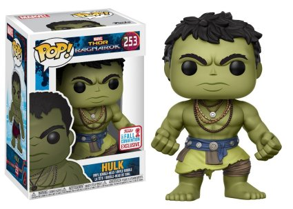 Amazon Fall convention exclusive pop hulk