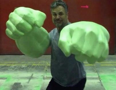 Hulk Thor Ragnarok8