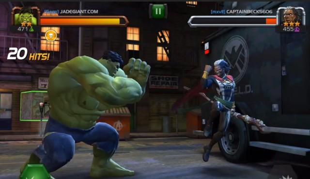 hulk vs dr voodoo