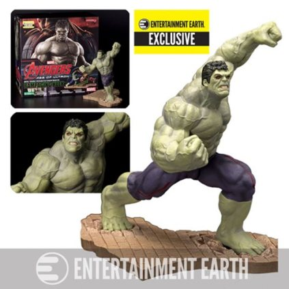 Avengers Age of Ultron Rampaging Hulk ArtFX Statue