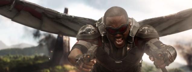 Avengers Infinity War movie 22