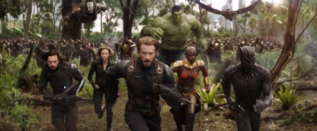 Avengers Infinity War movie 23