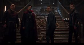 Avengers Infinity War movie 3