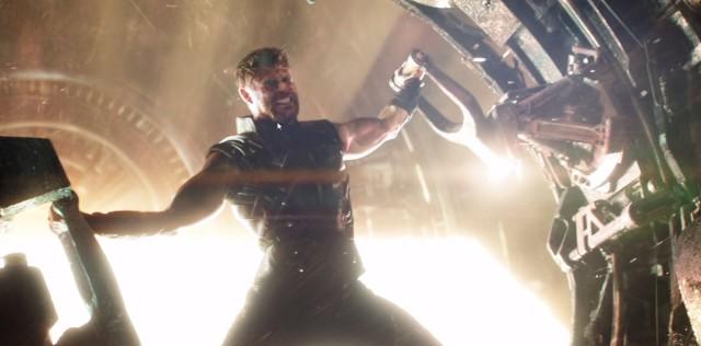 Avengers Infinity War movie 8