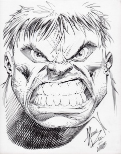 Keown_Hulk head weems inks