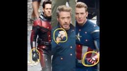 Avengers 4 set image