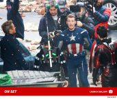 Avengers 4 set image4